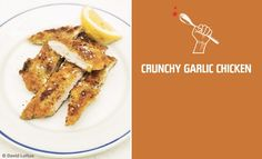 The crumbing technique is so versatile – you can prepare pork, turkey or even cod in exactly the same way. As there is olive oil in the crumb mixture, you can grill, fry, roast, or bake the meat dry in the oven and it will go lovely and golden.
