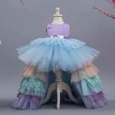 ARABELLA Pretty Little Dress, Little Girl Dresses, Flower Girl Dresses, Baby Dresses, Unicorn Dress, Unicorn Party, Unicorn Birthday, Baby First Birthday Dress, Cherry Blossom Dress