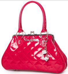 luxe de ville retro handbag