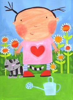 Ilustración para niños. Mucho más diversión, aprendizaje y cultura para niños y para toda la familia en www.solerplanet.com
