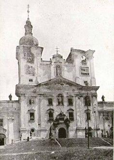 Láďa Rozsíval - Svatý Kopeček 6.5.1945 Places Of Interest, Czech Republic, Notre Dame, Taj Mahal, Building, Travel, Buildings, Viajes, Traveling