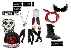 """""""Bad Ass"""" by sweet-lemonade-348 on Polyvore"""