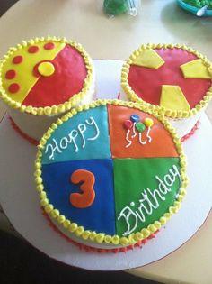 Toodles Cake