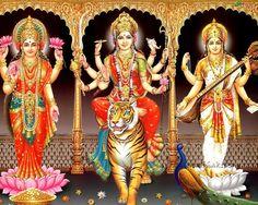 as 3 deusas