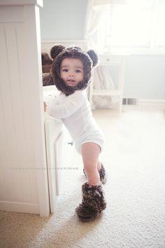 mini bear!
