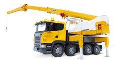 Bruder Scania R-Series Liebherr Crane Lights « Delay Gifts