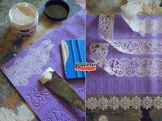 Pentart dekor: Tejfölös vödörből szobanövény kaspó Peridot, Napkins, Tableware, Vintage, Dinnerware, Towels, Dinner Napkins, Tablewares, Peridots