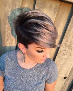 20 Nice Hair Color for Short Hair…                                                                                                                                                                                 More