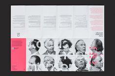 Studio Dumbar: Alzheimer Nederland — Communication Design With Integrity for the Dutch Alzheimer Foundation
