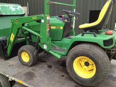 2001 JOHN DEERE 455 JOHN DEERE 455 DIESEL RIDE ON MOWER Diesel Ground Care Equipment in Malmesbury | Auto Trader Farm