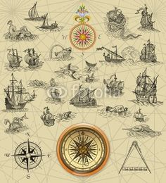 old pirate map - חיפוש ב-Google