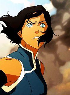 Korra Avatar, Team Avatar, Avatar Cartoon, Cartoon Kids, Japanese Wallpaper Iphone, Avatar World, Nickelodeon Cartoons, City Folk, Korrasami
