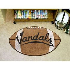 Idaho Vandals NCAA Football Floor Mat (22x35)