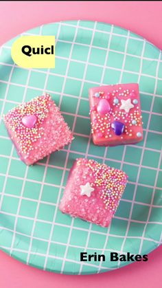 How to Make Petit Fours with This Recipe