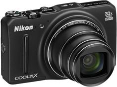 Buy Nikon Coolpix S9700 Point & Shoot Camera(Black) Online at Best Offer Prices @ Rs. 15,999/- In India.