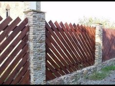 Majestic Fencing ideas backyard,Wooden fence max and Wood fence Fence Landscaping, Backyard Fences, Garden Fencing, Pool Fence, Small Fence, Front Yard Fence, Farm Fence, Horizontal Fence, Pallet Fence