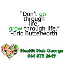 """Don't go through life, grow through life. Health Smoothie Recipes, Health Snacks, Sunday Motivation, Butterworth, Cake Smash Photography, Snack Video, Health Logo, Health Quotes, Health Education"
