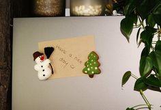 Christmas Settings, Christmas Decorations, Christmas Tree, Christmas Ornaments, Holiday Decor, Snowman, Etsy, Wool, Handmade