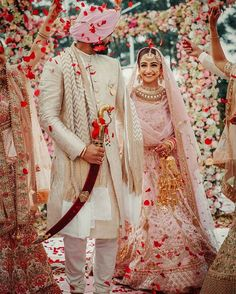 Grooms-To-Be,Check Latest Sherwani Trends For That Dapper Look Indian Wedding Couple, Wedding Couple Photos, Bride And Groom Pictures, Bridal Pictures, Indian Wedding Outfits, Indian Bridal, Wedding Couples, Wedding Ideas, Wedding Dresses