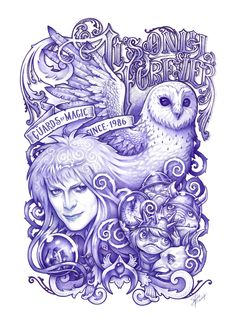 It's only forever by Medusa-Dollmaker on @DeviantArt