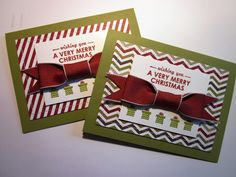 "stampin with fanny: Stempelset im September ""Best of Christmas"""