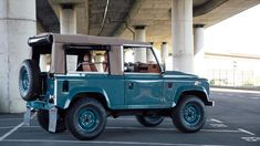 This Marine Blue Land Rover Defender 90 Is Simply Perfect | Airows
