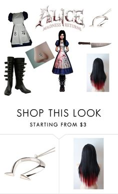 """""""Alice the madness"""" by cp-outfit-co on Polyvore"""