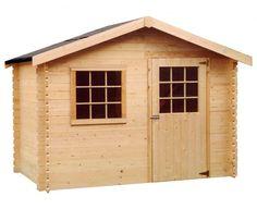 Caseta madera FLOSIVO