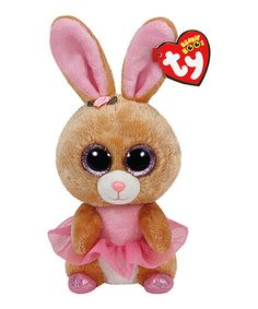 Look what I found on #zulily! Twinkle Toes the Ballerina Bunny Beanie Boo #zulilyfinds