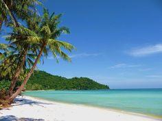 Vietman, Sao beach Phu Coac
