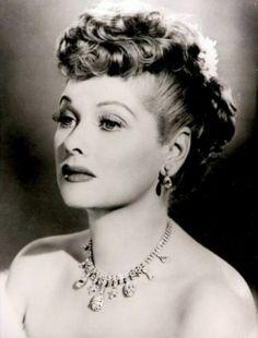 Lucille Ball Regal Beauty