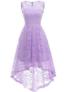 online shopping for MUADRESS Women's Vintage Floral Lace Sleeveless Hi-Lo Cocktail Formal Swing Dress from top store. See new offer for MUADRESS Women's Vintage Floral Lace Sleeveless Hi-Lo Cocktail Formal Swing Dress Bridesmaid Dresses, Prom Dresses, Sexy Dresses, Dress Prom, Dress Wedding, Elegant Dresses, Lace Bridesmaids, Casual Dresses, Dress Formal