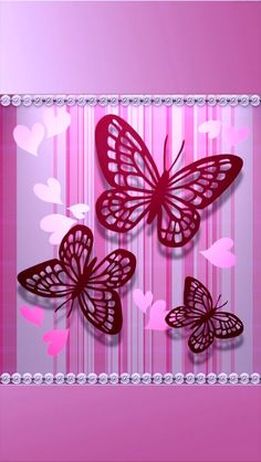By Artist Unknown. Purple Love, All Things Purple, Shades Of Purple, Purple Thoughts, Purple Stuff, Purple Butterfly, Butterfly Flowers, Beautiful Butterflies, Ombre Wallpaper Iphone