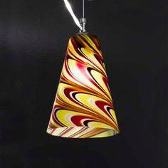 Lampara modelo Onda diseñada y fabricada por la empresa Italiana Voltolina en Venecia. En Lima solo en www.italier.pe