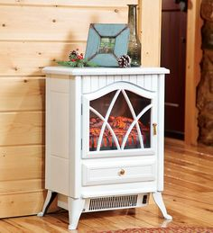 Compact Electric Stove -- love this one and I can think of so many places I would put it!