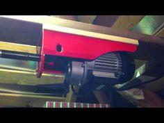Attic Lift Harbor Freight Garage Door Hardware - Home Made Attic Lift, Garage Attic, Garage Shed, Garage House, Garage Workshop, Garage Organization, Garage Storage, Organization Ideas, House Lift