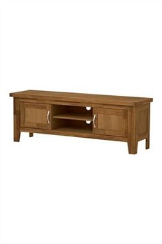 Buy Newbury Wide TV Unit from the Next UK online shop