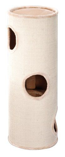 Eurocat Bernina Trend Cat-Dome 3-Level Ever Last-Tower cat Memorial Product, 37 by 37 by 100cm, Natural * Don't get left behind, see this great  product (This is an amazon affiliate link. I may earn commission from it)