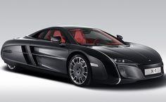 Galeria: McLaren X-1 Concept