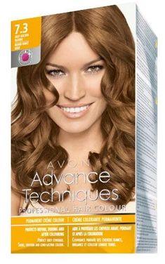 Avon Advance Techniques Sac Boyasi 2 0 Dogal Siyah Avon Sac