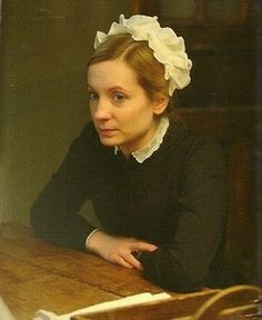 Anna the Ladies' Maid | More Downton Abbey photos here:  http://mylusciouslife.com/historical-style-downton-abbey-photos/