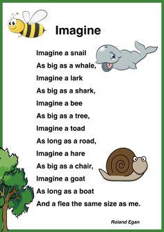 10 Great Ideas for Using Rhyming With Younger Children – Goodeyedeers Poem With Rhyming Words, Rhyming Poems For Kids, Preschool Poems, Kindergarten Poems, Rhyming Activities, Children Poems, Learning Activities, Teaching Ideas, English Poems For Kids
