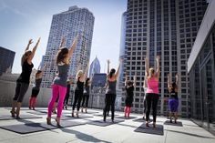 THE NEW US FITNESS CLASSES WE WANT TO STEAL, via @Beautyanthedirt