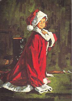Little Santa....