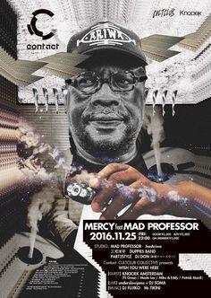 Mercy feat. Mad Professor - Kojiro Kondo