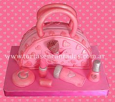 girly makeup set carterita y maquillajes tortas encantadas tags original