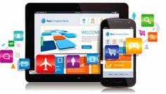 A sua empresa tem um site para celular? Se não, está a perder a oportunidade de crescer. Conheça algumas ferramentas grátis para fazer o seu site mobile.