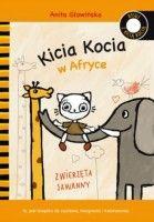 Kicia Kocia w Afryce. Kolorowanka - Anita Głowińska - Aros - dyskont książkowy - tanie książki