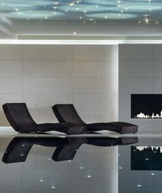 | SPA | Spa Espa at #TheRitzCarlton in #Moscow. Clean lines, timeless simplicity.