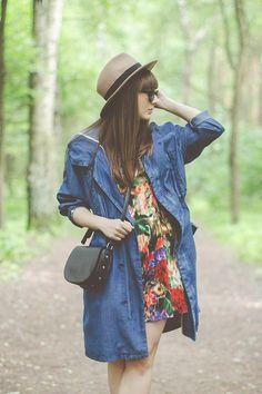 Flowers & Denim | Maddinka